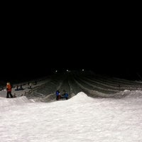 Photo taken at Avalanche Express by jb @BuildingMoxie b. on 1/31/2014