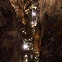 Foto scattata a Grotta Gigante da Grotta Gigante il 12/31/2013