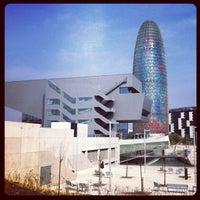Foto tomada en Museo del Diseño de Barcelona por David H. el 2/21/2013