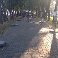 Photo taken at Конногвардейский бул., 7 by Mariia V. on 9/20/2014