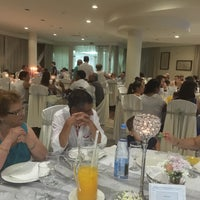 Photo taken at Restaurante Dom Abade by Frederico V. on 8/6/2016