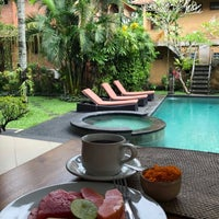 Photo taken at Wenara Bali Bungalow by Dory H. on 7/9/2017