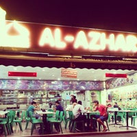 Photo taken at Al-Azhar Eating Restaurant by Indra P. on 2/25/2015