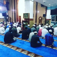 Photo taken at Masjid Al-Istighfar (Mosque) by Indra P. on 5/12/2017