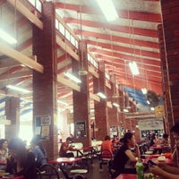 Photo taken at The Frontier (Science Canteen) by Indra P. on 4/30/2013