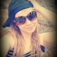 Photo taken at Narlı Beach Club by Funda P. on 6/15/2014