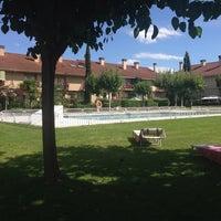 Photo taken at Lardero by Marina K. on 8/14/2014