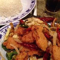 Photo taken at Golden Dragon Oriental Cuisine by Celin on 1/29/2014