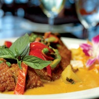 Photo taken at Basil Thai Cuisine by Basil Thai Cuisine on 1/3/2014