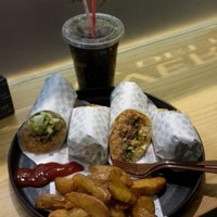 Photo taken at Hoover Taco by Rai G. on 12/15/2013