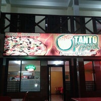 Photo taken at Tanto Pizza by Maria S. on 1/10/2014