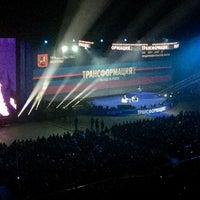 Das Foto wurde bei СК «Олимпийский» von Andrey S. am 2/19/2018 aufgenommen