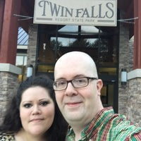 Photo taken at Twin Falls Resort State Park by Lance B. on 9/28/2015