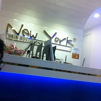 Photo taken at New York Skin Solutions Dhoby Gaut by Mel B. on 10/24/2013
