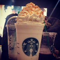 Photo taken at Starbucks by Aomzab T. on 8/1/2013