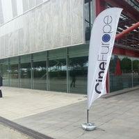 Photo taken at Centre de Convencions Internacional de Barcelona (CCIB) by borys m. on 6/23/2013