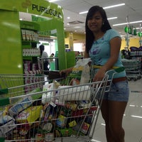 Photo taken at Puregold FTI by Jeremae T. on 2/19/2014