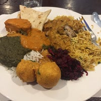 Photo taken at 8Elements Perfect Indian Cuisine by Alexander V. on 8/9/2017