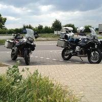 Photo taken at Rasthof Route 66 Uhrsleben by Dmitry K. on 6/28/2013