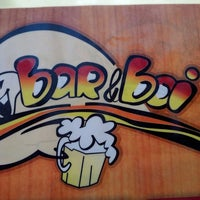 Photo taken at Bar e Boi by Jose M. on 2/16/2013