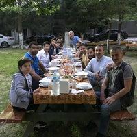 Das Foto wurde bei Alkanat Restaurant von Arfgazi am 6/7/2018 aufgenommen