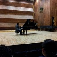 Photo prise au Escuela Nacional De Música par Jehosabeat le11/15/2012