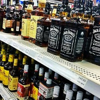 Photo taken at New South Package Store by Rayy L. on 3/3/2013