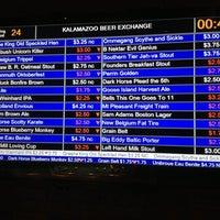 Photo taken at Kalamazoo Beer Exchange by Thomas S. on 10/28/2012