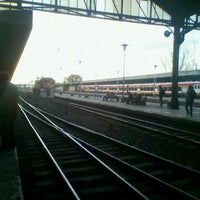 Photo taken at Estación Retiro [Línea Belgrano Norte] by Gabriel M. on 9/21/2012