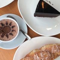 Photo taken at Love A Loaf Bakery & Café by Yuelin G. on 7/3/2014