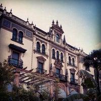 Foto tomada en Hotel Alfonso XIII por ZL G. el 3/13/2013