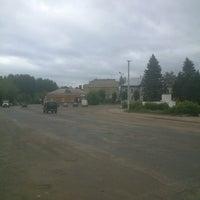 Photo taken at Площадь Свободы by Иван П. on 5/28/2014