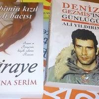 Photo taken at Gökay Kitap ve Kültür Merkezi by Ezgi E. on 1/4/2014