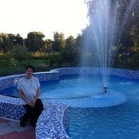 """Снимок сделан в Ресторан """"Эдельвейс"""" пользователем Anna L. 9/7/2014"""