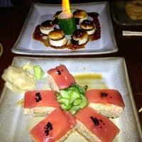Photo taken at Zenbu Sushi by M.D on 7/19/2013