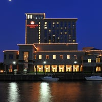 Photo taken at Renaissance Portsmouth-Norfolk Waterfront Hotel by Rory P. on 12/31/2013