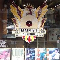 Photo taken at Main Street Jukebox by Carlos R. on 11/30/2013