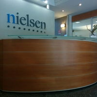 Photo taken at The Nielsen Company by Emanuele A. on 6/9/2014