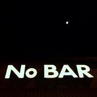 Photo taken at NoBar by Eliah M. on 11/4/2014