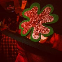 Photo taken at Shamrock Irish Pub by Juliano A. on 3/17/2013