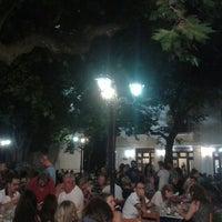 Photo taken at Restaurant Pegasus by Manos P. on 8/8/2015