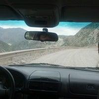 Foto tirada no(a) Camino Embalse El Yeso por Los Kubitos V. em 12/2/2012