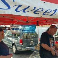 Photo taken at Concord Farmers' Market by JoJo P. on 6/14/2016