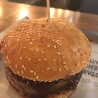 Photo taken at Burger Heroes by Olga D. on 2/22/2018
