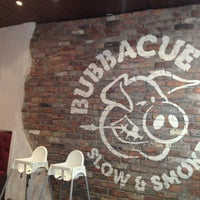Photo taken at Bubbacue by Laura C. on 12/5/2012