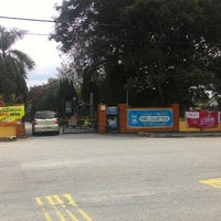 Photo taken at SMK Jalan 3 Bandar Baru Bangi by H_Zaqwan96 on 12/20/2014