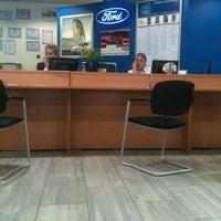 Снимок сделан в РОЛЬФ Витебский Ford пользователем Пронин🍜🍉 И. 3/15/2012