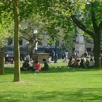 Photo taken at Birmingham Cathedral and Churchyard by Paul W. on 5/26/2012
