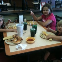 Photo taken at Cicis by Stacy M. on 5/30/2012