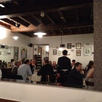 Photo taken at Trattoria Rovello 18 by Andrey B. on 4/16/2012